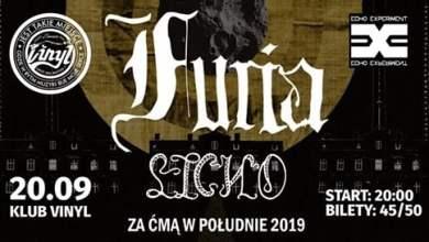 Photo of Furia + Licho • Rzeszów • Klub Vinyl