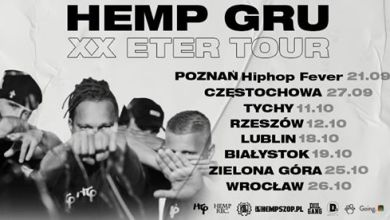 Photo of HEMP GRU XX Eter / Lublin
