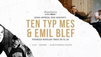 Photo of Ten Typ Mes i Emil Blef w Krakowie!