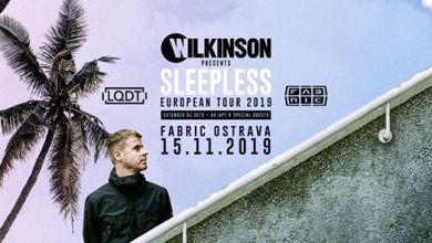 Photo of LQDT w/ Wilkinson: Sleepless @Fabric 15-11-2019