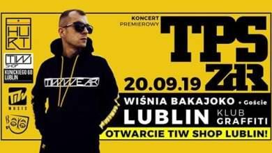 Photo of TPS ZDR * HURT * Wiśnia Bakajoko + Goście / 20.09 Lublin