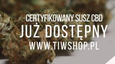 Photo of TIW JOINTS CBD juz na www.tiwshop.pl