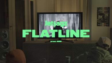Photo of Jetlagz – Flatline (prod. 1988)