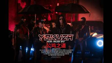 Photo of KALI – Yakuza ft. Major SPZ
