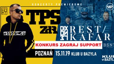 Photo of KONKURS  ZAGRAJ SUPPORT  SPRAWDŹ TPS ZD…
