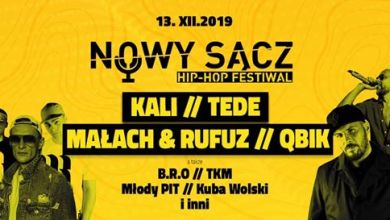 Photo of Sądecki Hip Hop Festiwal