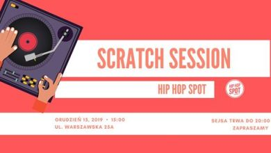 Photo of Scratch Session w Hip Hop Spot