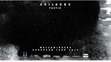 Photo of Coilguns // Yautja // Czerń // 18.11 // Pogłos