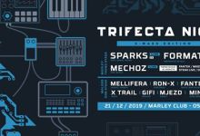 Photo of TRIFECTA Night w/ Sparks & Format C: