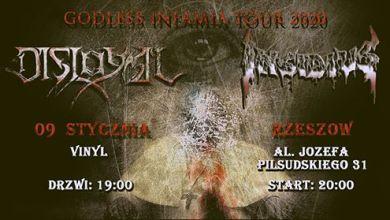 Photo of Disloyal, Insidius + Goście – Klub Vinyl (Rzeszów)