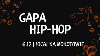 Photo of Mikołajki w rytmie Hip – Hop / GAPA Hip – Hop / donGURALesko