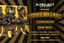 Photo of N.Project night w/ Teddy Killerz, Confusion, One Way