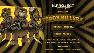 Photo of N.Project night w/ Teddy Killerz, Confusion, One Way