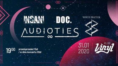 Photo of Audioties + goście specjalni | koncertowa premiera EP-ki