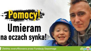 Photo of Na oczach synka umieram na raka❗️ Pomóżcie mi!