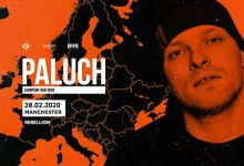 Photo of Paluch • EU tour 2020 • Manchester UK
