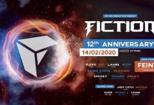 Photo of Fiction 12th Anniversary with Feint (UK) @14/02/2020 Marley Club