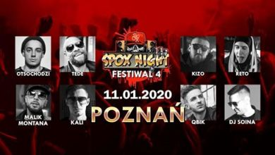 Photo of SPOX NIGHT festiwal 4 – Poznań