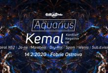 Photo of Aquarius DNB w/ Kemal @Fabric 14-2-2020