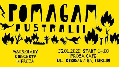 Photo of Pomagam Australii – Lublin