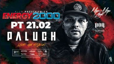 Photo of PALUCH ★ Hip-Hop Night