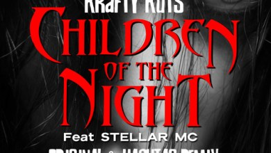 Photo of IVIBES010 Krafty Kuts Ft Stellar MC – Children Of The Night – Hashtag Inst – Instant Vibes – OUT NOW