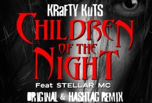 Photo of Hashtag – Children Of The Night – Promo Mini Mix – FREE DOWNLOAD