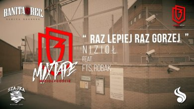 Photo of Nizioł – Raz lepiej raz gorzej ft. FTS, Robak (prod. Szwed)