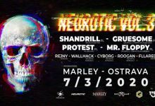 Photo of Neurotic Vol. 3 w/ Shandrill, Mr.Floppy, Protest, Gruesome (PL)