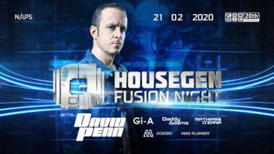 Photo of HouseGen Fusion: David Penn (ESP) @Fabric 21-02-2020