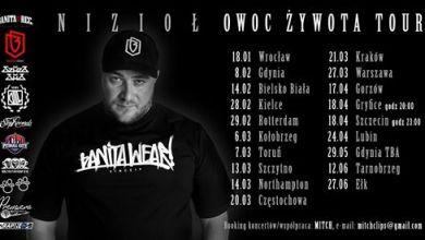 Photo of Nizioł / Owoc Żywota Tour / Gdynia