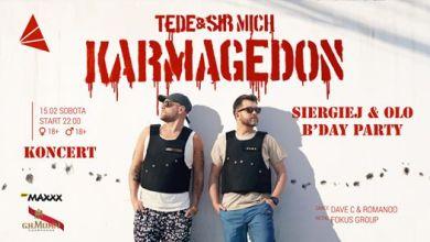 Photo of TEDE w BAL'u / koncert / Siergiej & Olo B'Day Party