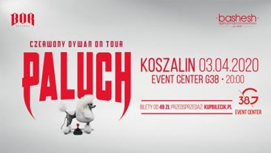 Photo of Paluch /// Koszalin /// 3 kwietnia /// Event Center G38