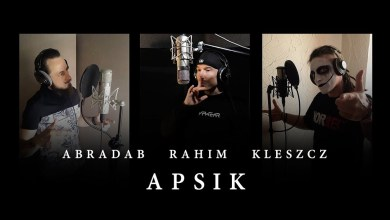 Photo of Abradab Rahim Kleszcz – Apsik (e-cypher) | prod. ViktorV
