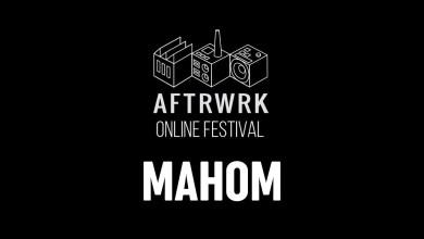 Photo of Mahom   Live @ Aftrwrk Online Festival