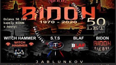 Photo of BIDON 50 LET – Show jablunkovských kapel
