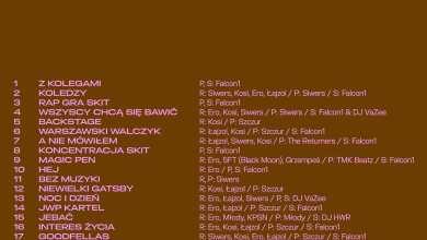 """Photo of Tracklista """"KOLEDZY"""" premiera 2020.06.19…"""