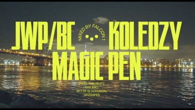 Photo of JWP/BC – Magic Pen feat. 5FT of Black Moon, Grzempeś (prod. TMK Beatz)