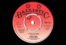 "Photo of 7"" Psalms – Pitch & Toss (& Dub)"
