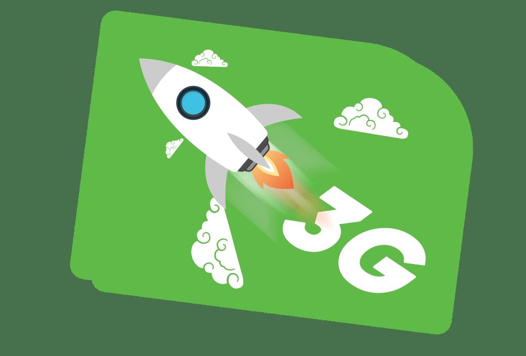 2G/3G/4G (LTE)