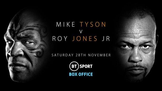 Mike Tyson vs Roy Jones Jr press conference | BT Sport