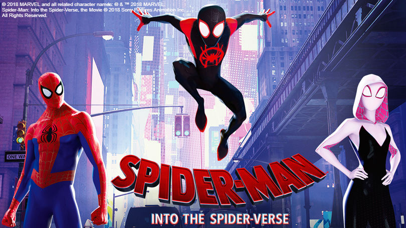 Spider-Man: Into the Spider-Verse -