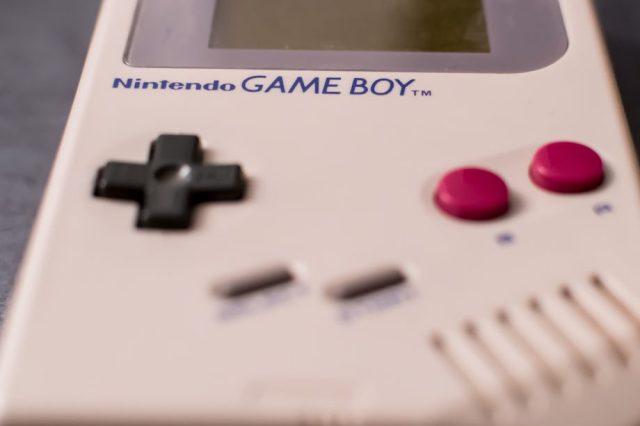 Bitcoin Game Boy