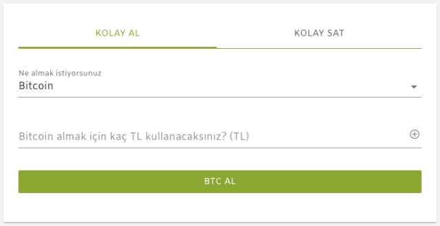Bitcoin Alma BTC Paribu
