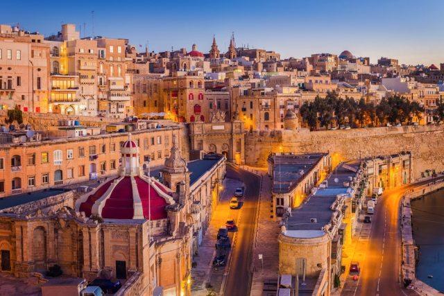 Malta Bitcoin Blockchain Adası
