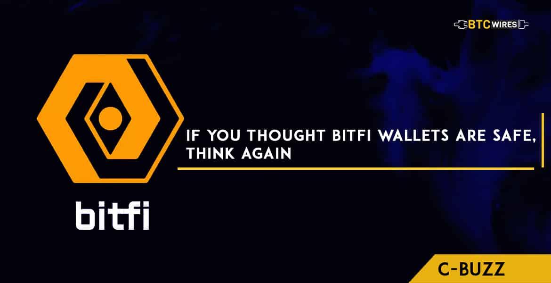 Bitfi Hardware Wallets Not So Safe Anymore Despite 'Unhackable' Claims