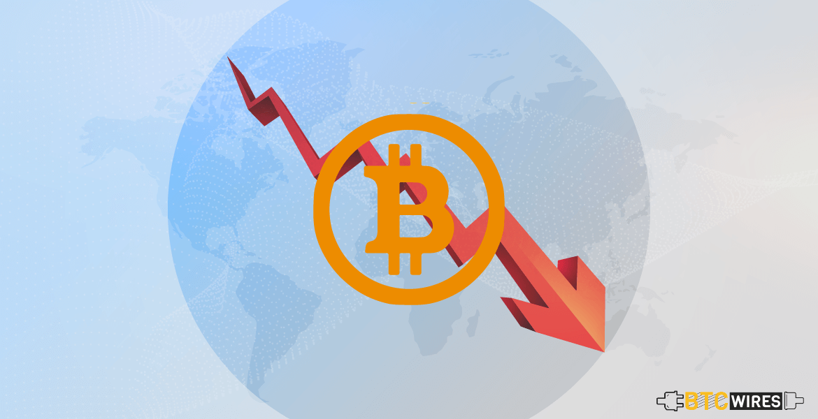 Industry Experts Says, Bitcoin price Could Possibly fall to $3k