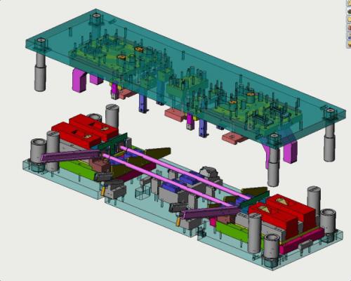 Tool & Die 3D design