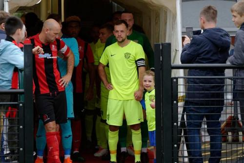 Cirencester Away FA Trophy Match Photos