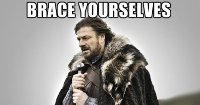 Brace Yourselves Game of Thrones